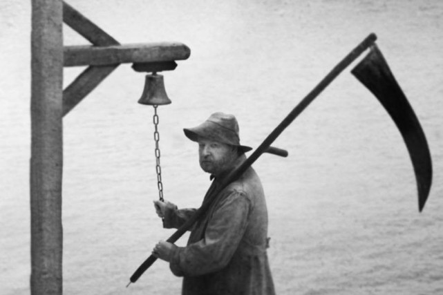 Pour cette photo, Lars von Trier s'est inspiré... (photo fournie par zentropa)