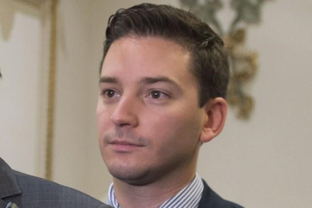 Le caquiste Simon Jolin-Barrette déplore que les parlementaires... (Photothèque Le Soleil)