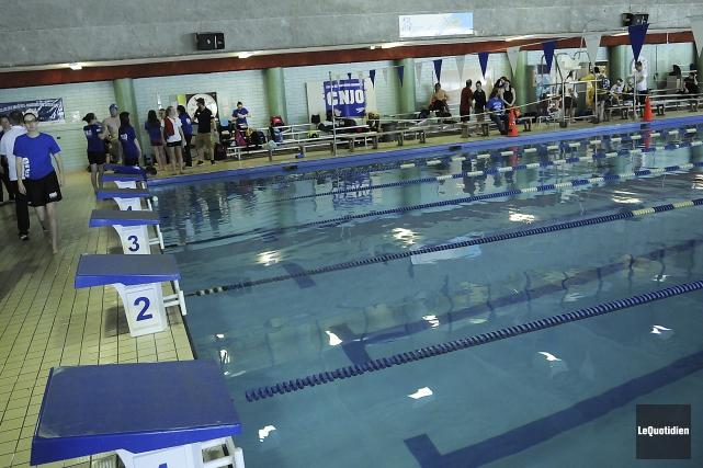 Un projet de gymnase de 5 m au c gep de jonqui re for Cegep jonquiere piscine
