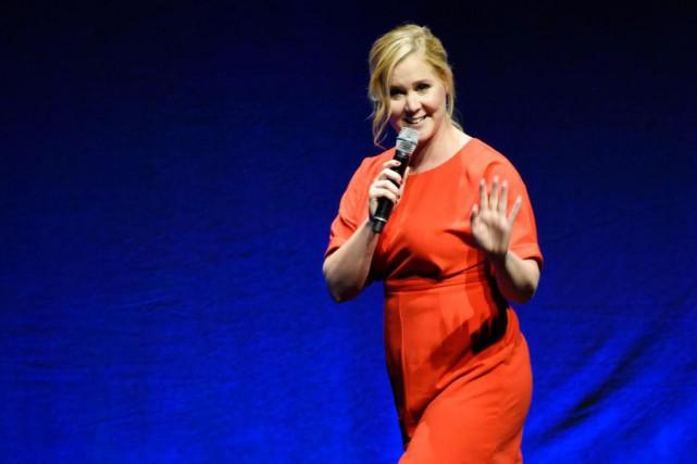 Amy Schumer donne réellement du pouvoir aux femmes,... (Photo Chris Pizzello, archives Associated Press)
