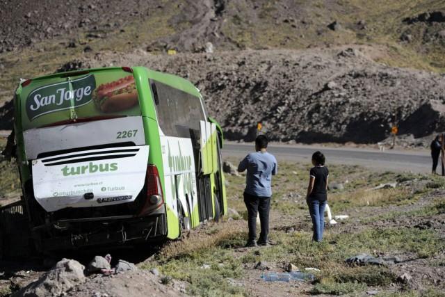 Selon le procureur général de la province Alejandro... (PHOTO AFP)