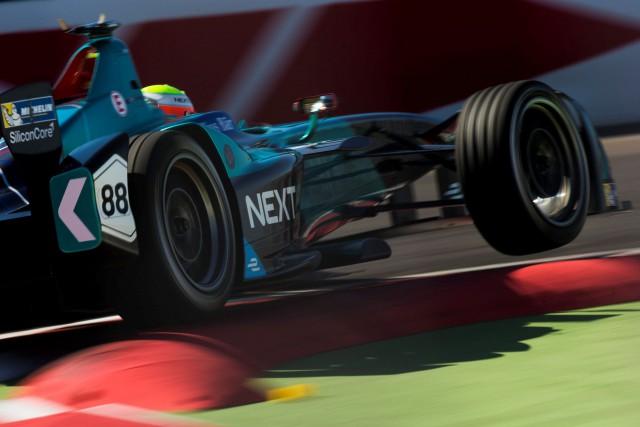 Après un intermède de trois mois, la Formule... (Photo fournie par Formule E)