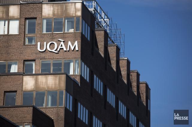 Les chargés de cours de l'UQAM négociaient avec... (PHOTO OLIVIER PONTBRIAND, archives LA PRESSE)
