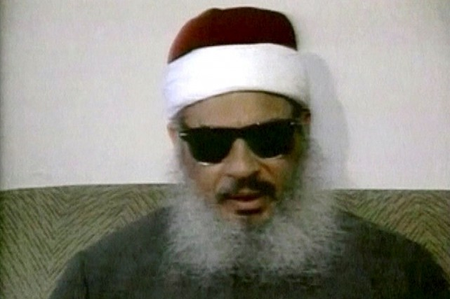 Omar Abdel-Rahman... (PHOTO ARCHIVES REUTERS)