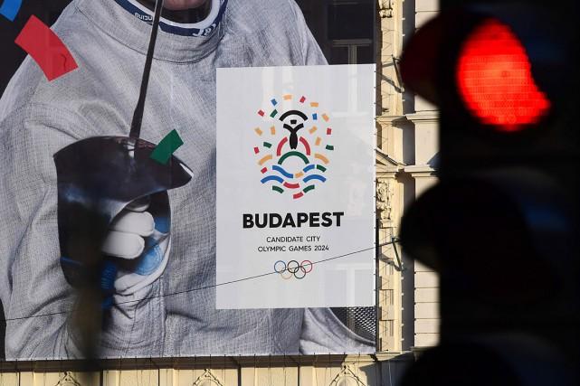 La capitale hongroise avait évoqué vendredi un possible... (PHOTO ATTILA KISBENEDEK, ARCHIVES AFP)