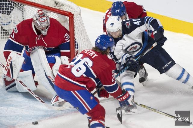 Relisez le clavardage du match entre le Canadien et les Jets de Winnipeg avec... (PHOTO ROBERT SKINNER, LA PRESSE)