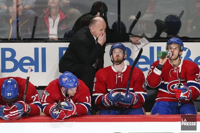Le Canadien a offert une performance bien ordinaire... (La Presse, Robert Skinner)