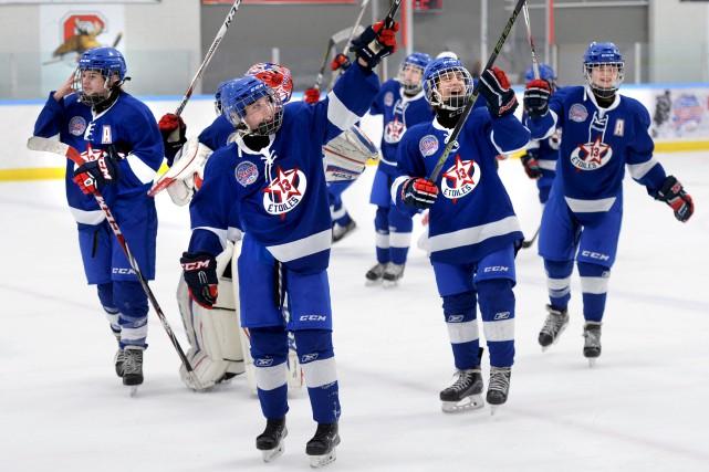 Équipe Québec féminin a obtenu son billet pour... (Le Soleil, Jean-Marie Villeneuve)