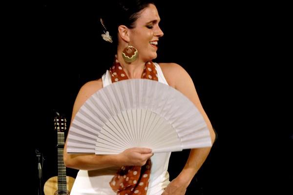 Christina Tremblay, de Vida Flamenca, participera à un... (Photo courtoisie)