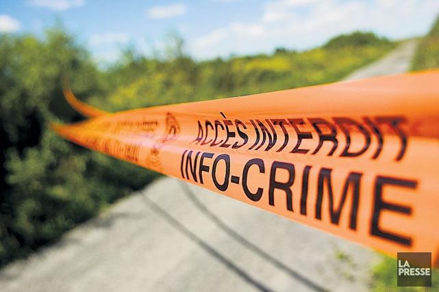 Une violente agression est survenue, mercredi soir, à Jonquière. Un individu de... (Archives La Presse, Ivanoh Demers)