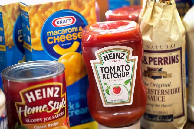 Le groupe américain Kraft Heinz a renoncé «à... (AFP, Scott Olson)
