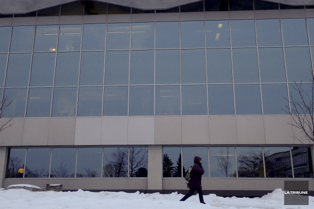 Je suis étudiant à l'Université de Sherbrooke depuis quatre ans maintenant. Je... (Archives La Tribune, René Marquis)