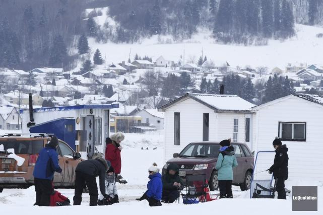 Le Carnaval des glaces vise à mettre en... (Photo Le Quotidien, Michel Tremblay)