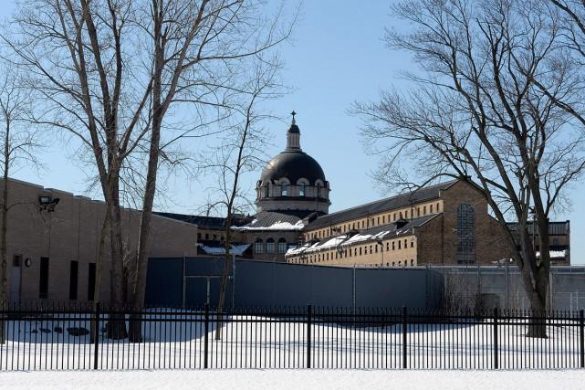 La prison de Bordeaux... (Ryan Remiorz, archives PC)