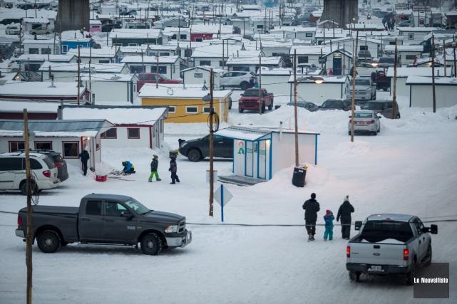 Les pourvoyeurs de Sainte-Anne-de-la-Pérade ont rarement connu une saison aussi... (Photo: Olivier Croteau, Le Nouvelliste)
