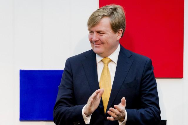 Le roi des Pays-Bas, Willem-Alexander.... (Photo Remko de Waal, AFP)