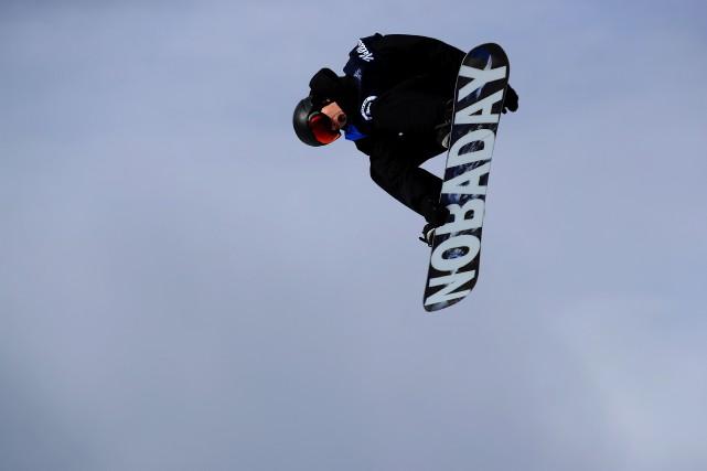 Maxence Parrot s'est classé au deuxième rangen Big... (PHOTO ARCHIVES AGENCE FRANCE-PRESSE)