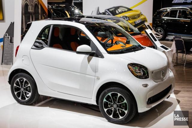 La marque smart abandonne le moteur à essence en Amérique du Nord. Et mise sur...
