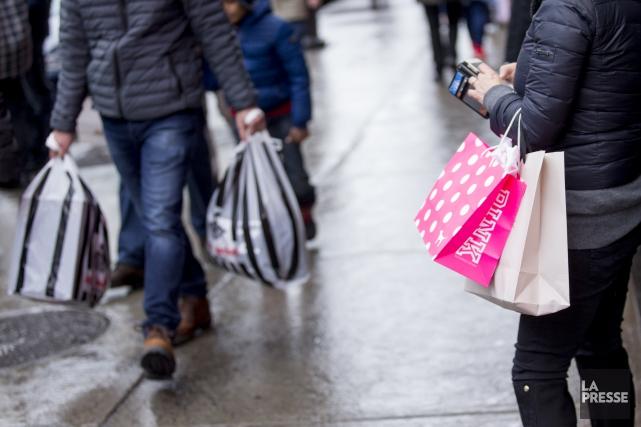 L'économie canadienne semble s'améliorer et prendre de la force, alors que les... (Marco Campanozzi, archives La Presse)
