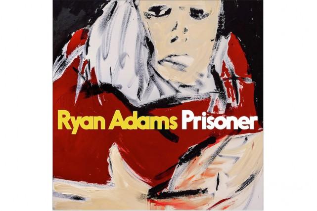 Prisoner,de Ryan Adams... (Image fournie par la maison de disques)