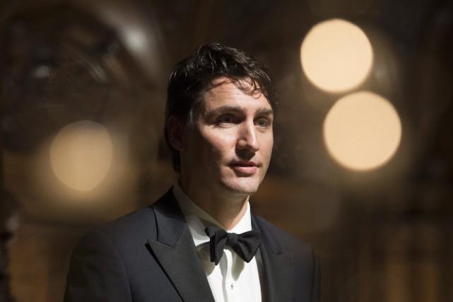 Dans sa missive, le premier ministre reconnaît qu'il... (Photo La Presse Canadienne)