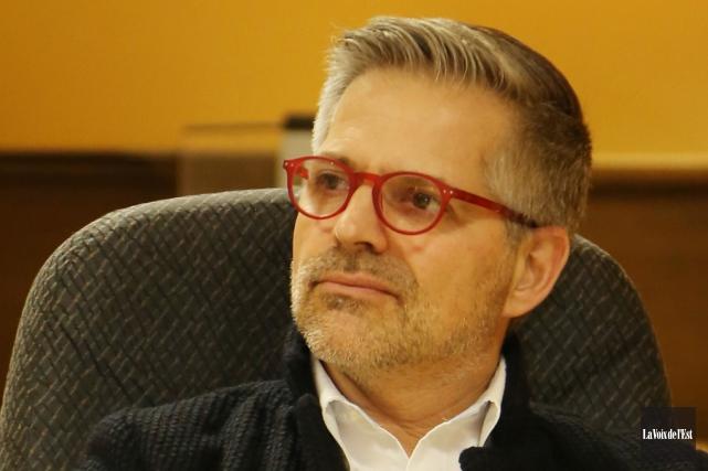 Bruno Petrucci, directeur de la qualité, de l'évaluation,... (archives La Voix de l'Est)