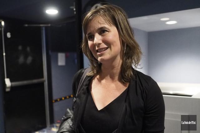 La réalisatrice et scénariste granbyenne Julie Hivon.... (archives La Voix de l'Est)