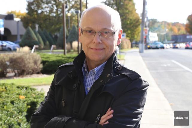 Yves Bélanger, candidat à la mairie de Granby.... (archives La Voix de l'Est)
