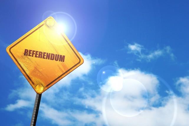 ÉDITORIAL / L'abolition des référendums municipaux dans les «zones de... (123RF)
