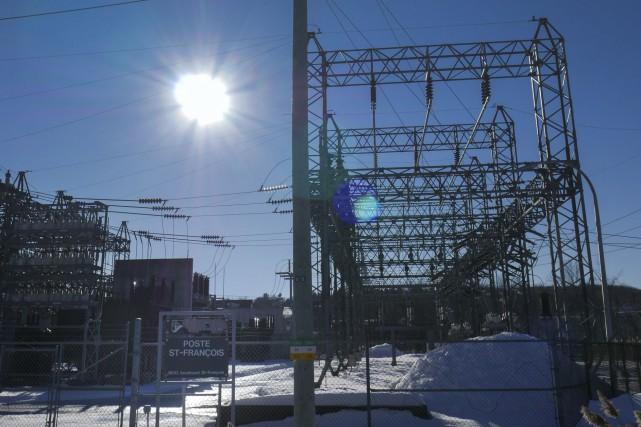 Les dix réseaux municipaux d'électricité du Québec, dont... (Spectre Média, René Marquis)