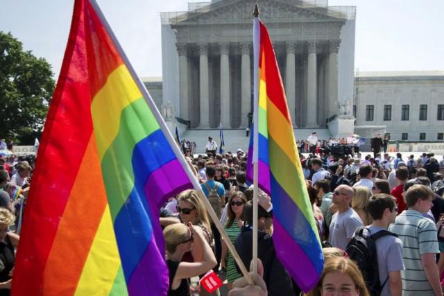 La Cour Suprême des États-Unis a décidé en... (Photo archives AFP)