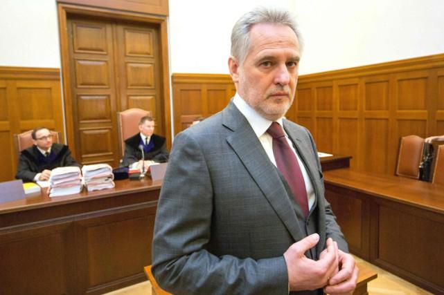 Selon la justice américaine, DmytroFirtashet cinq autres personnes... (PHOTO AFP)