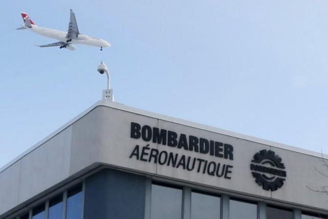 Les salaires des membres de la haute direction de Bombardier ont bondi... (Archives, La Presse)