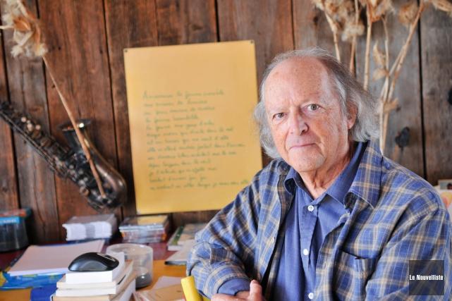 L'auteur bécancourois Pierre Chatillon publie son quatrième roman,... (Archives Le Nouvelliste)