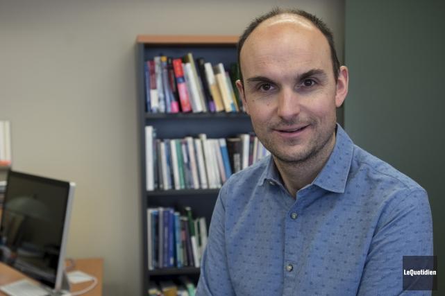 Doyen à la recherche de l'Université du Québec... (Archives Le Quotidien, Michel Tremblay)