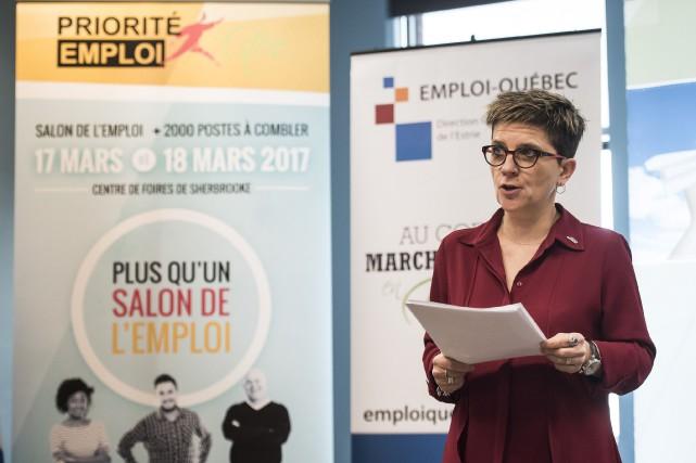 Les opportunités d'emploi sont de plus en plus... (Spectre Média, Jessica Garneau)