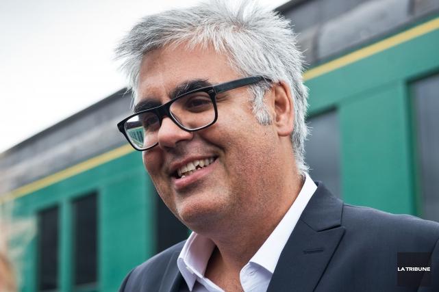 Le président de l'entreprise Train-Hôtel, François Rebello, a-t-il... (Archives, La Tribune)