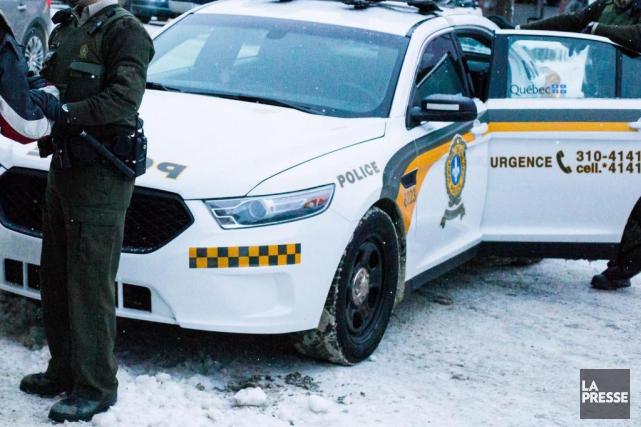 Selon la Sûreté du Québec, la collision serait... (MARTIN TREMBLAY, Archives LA PRESSE)
