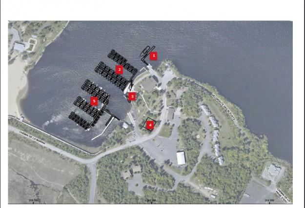 Le projet d'agrandissement du Centre de villégiature Dam-en-Terre... (Photo courtoisie)