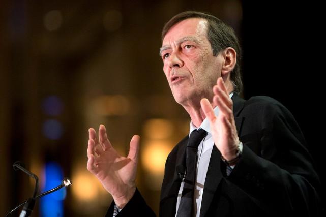 PHOTO ROBERT SKINNER, LA PRESSE--24/03/2014 GENERAL-Le recteur de... (La Presse photo Robert Skinner ,)