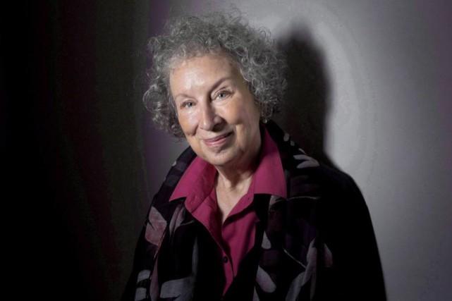 L'écrivaine canadienne Margaret Atwood fait partie des signataires... (Photo Darren Calabrese, archives La Presse canadienne)