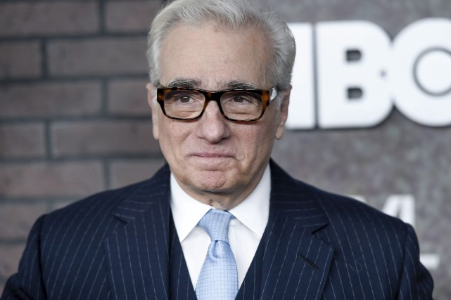 Martin Scorsese... (PHOTO ARCHIVES AP)