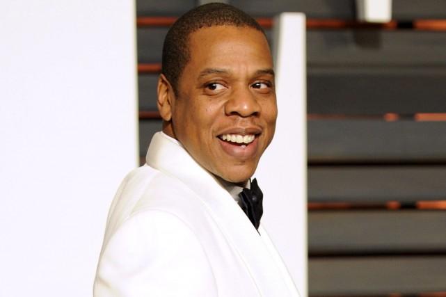 Jay Z devrait être le premier rappeur à faire son entrée au Songwriters Hall of... (PHOTO ARCHIVES AP)