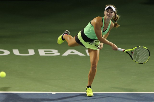 Catherine «CiCi» Bellis... (Photo Kamran Jebreili, AP)