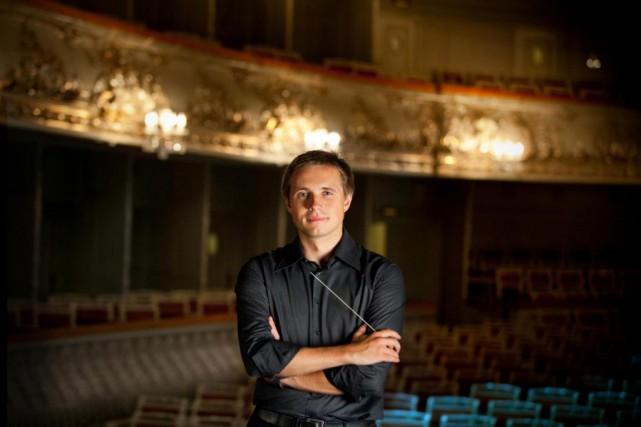 Le chef d'orchestre Vasily Petrenko dirigera l'Orchestre symphonique... (Photo fournie par l'OSM)