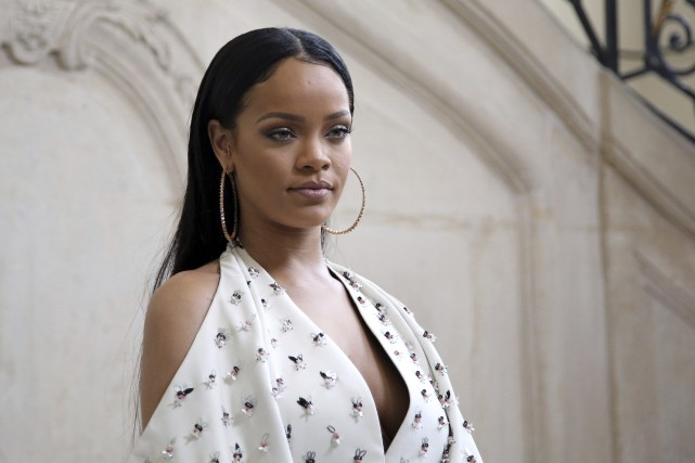 Rihanna... (Photo Thibault Camus, AP)