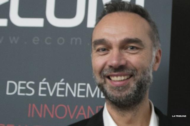 Le fondateur et président des Événements eCOM, Stéphane... (Archives, La Tribune)