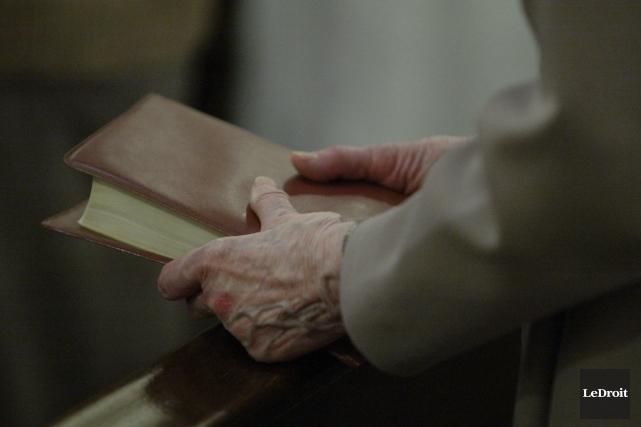 Qu'est-il devenu de nos religieuses du couvent Sacré-Coeur de Jésus à Ottawa?... (Archives, Le Droit)