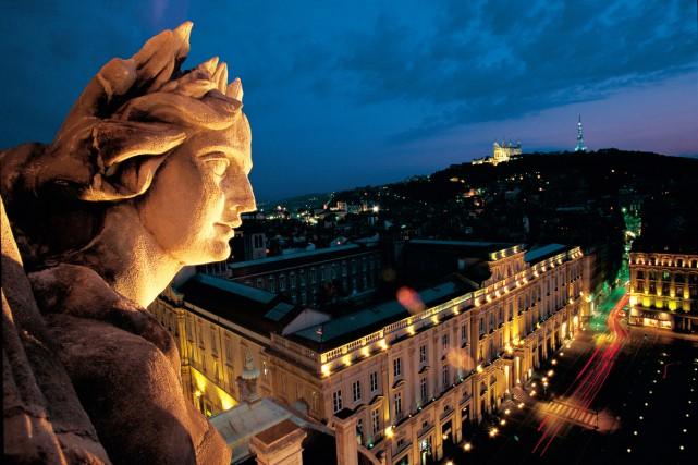 Lyona été élue l'année dernière meilleure destination d'Europe... (PHOTO TRISTAN DESCHAMPS, FOURNIE PAR ONLY LYON)