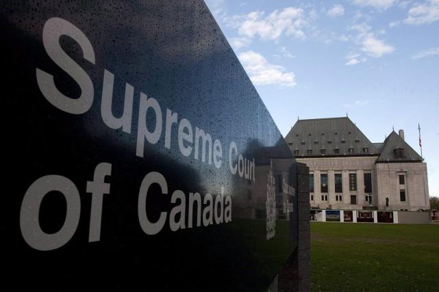 La Cour suprême a rejeté la demande des... (Archives, La Presse Canadienne)